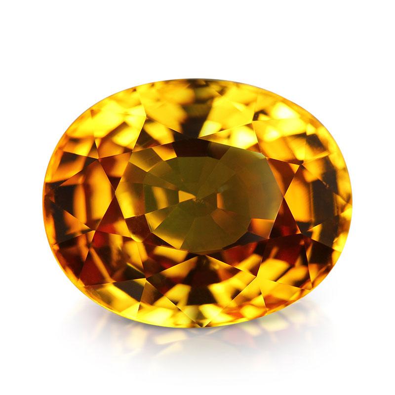 Gele Imperial Saffier